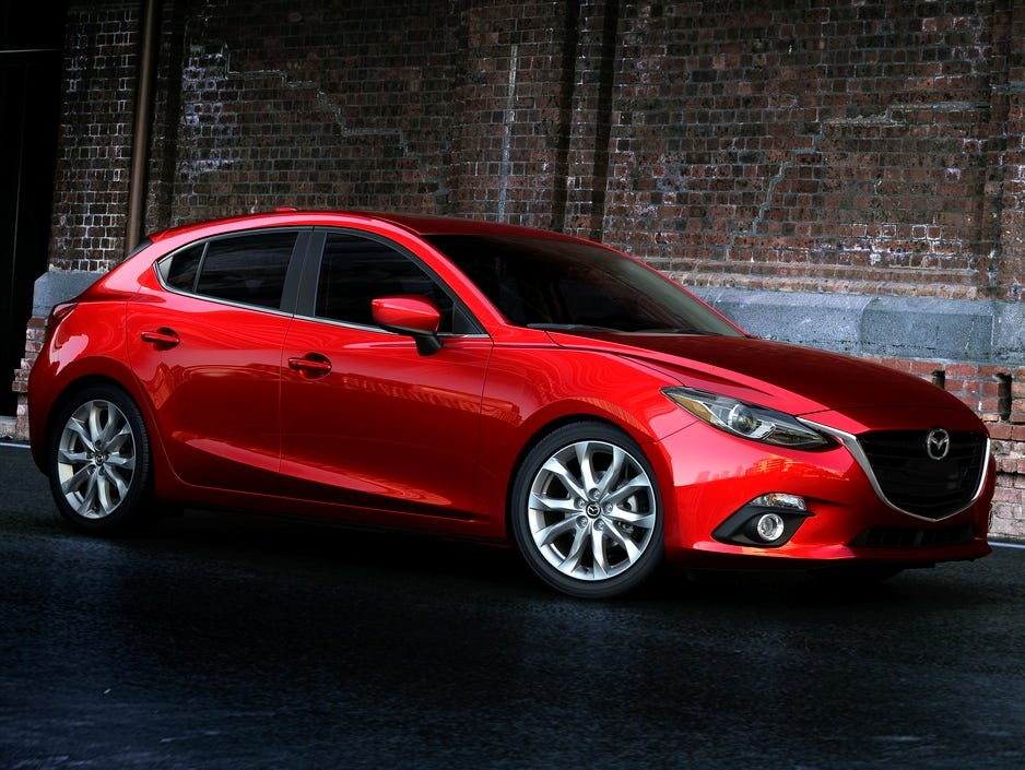 Nice Hot Combo: Mazda3 Priced Below $18,000 With 41 Mpg