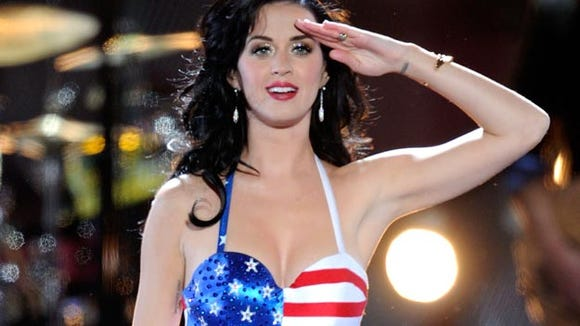 Pop star Katy Perry will be the celebrity guest picker on ESPN's College GameDay on Saturday in Oxford.