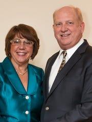 Nancy and Lou Socha