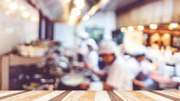 Restaurant cook is one of the jobs with the fastest-growing salaries.