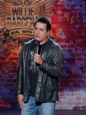 Comedian Willie Barcena comes to the Visalia Fox Theatre 7 p.m. August 8.