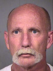 Former Phoenix firefighter Jeffrey Wilson has been