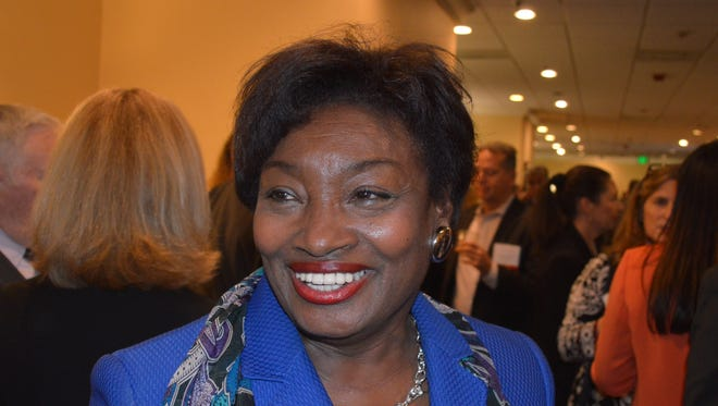 State Sen. Andrea Stewart-Cousins sponsored the Greenburgh bill, but would prefer a statewide solution.