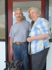 Len and Gaye Baker are part of the owner -manager team