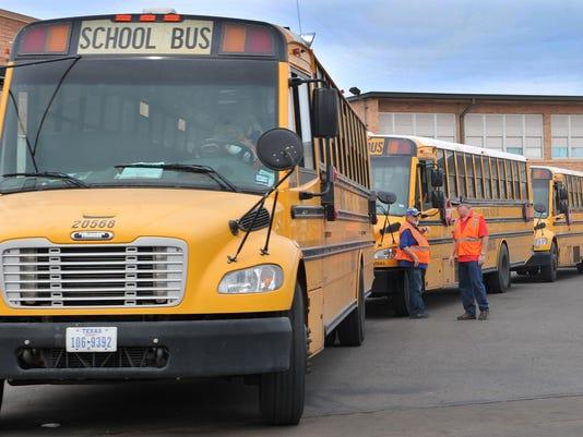 WFISD Bus Changes