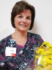 Registered Nurse Brenda Kocourek was named the 24th DAISY Award winner at Holy Family Memorial.