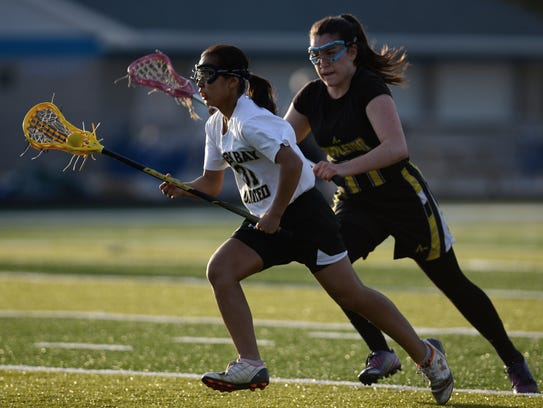 Green Bay United Girls Lacrosse player Emily Peterson