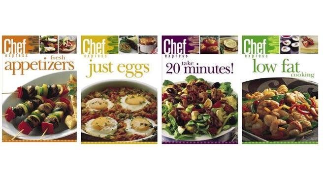 April E-Cookbooks