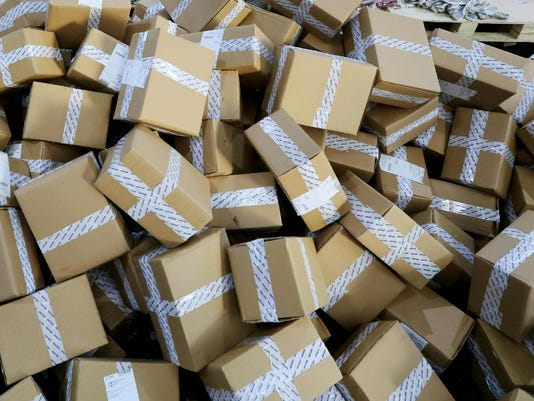 'We could not deliver your parcel' email could be scam
