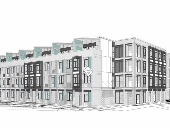 Indianapolis-based TWG Development plans to build this