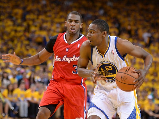 NBA: Playoffs-Los Angeles Clippers at Golden State Warriors
