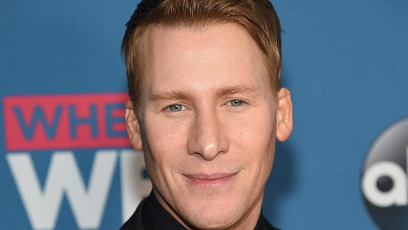 "Dustin Lance Black attends the ""When We Rise"" New York"