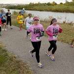 There is still time to sign up for Saturday morning's What Women Want Fun Run.