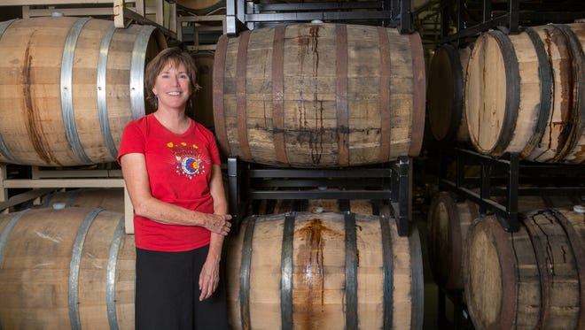 Wynne Odell is back on the board of the Colorado Brewers Guild.