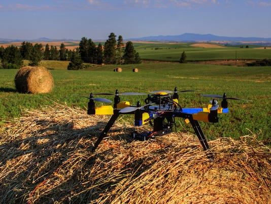 AP Drones Agriculture