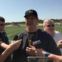 NCAA passes 'Harbaugh rule' banning spring break practice trips