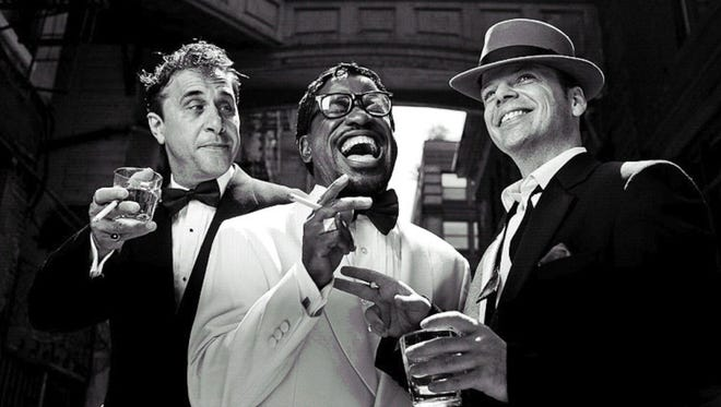 """""""Swinging With The Rat Pack"""" invokes the spirits of Dean Martin, Sammy Davis Jr. and Frank Sinatra on Saturday in Norwich."""