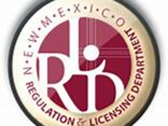 New Mexico Regulation and Licensing Department