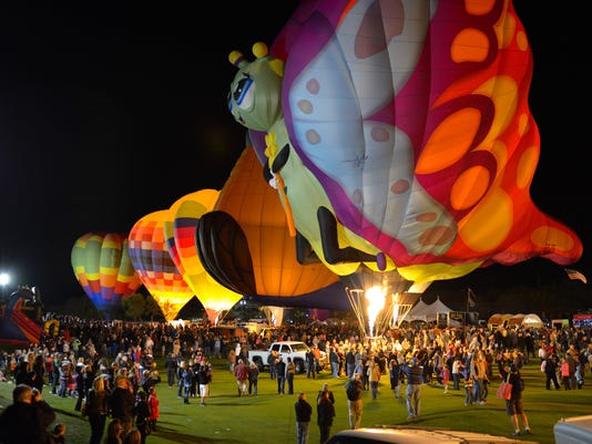 Cave Creek Balloon Festival May 23, 2015