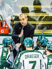 Tom Anastos stepped down Tuesday after 78 wins in six