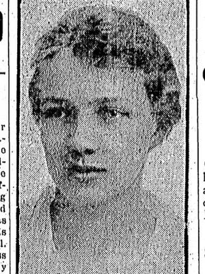City health officials hired Helen Parsons in 1921.