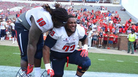 South Alabama beat Mississippi State and San Diego
