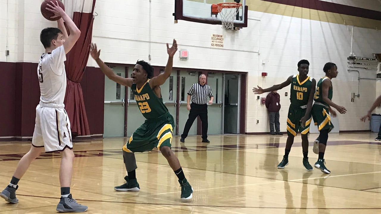 Game highlights: Arlington vs. Ramapo boys basketball