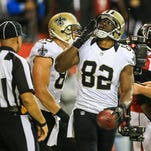 New Orleans Saints TE Benjamin Watson (82) will be the featured guest at to benefit Ouachita Christian School on Thursday at 7 p.m. at the West Monroe Convention Center.