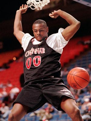 """Former UC basketball player Arthur """"Art"""" Long was found guilty Thursday of operating his home as a hub for dealing marijuana and ecstasy, as well as being in possession of two firearms to protect his drug trade."""