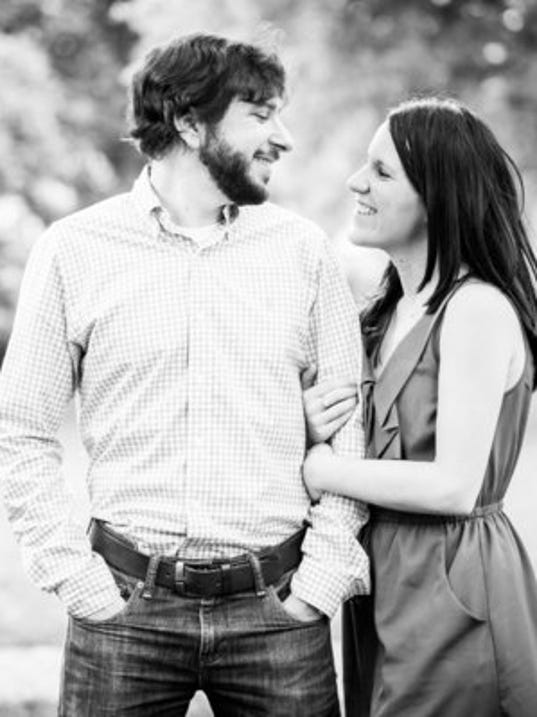 Engagements: Lacey Stout & Stephen Baudier