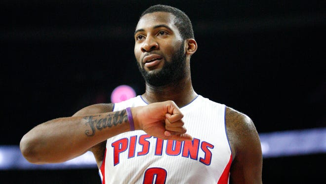 Andre Drummond is a load at 6 feet 11 and 279 pounds and still has grabbed 11.2 rebounds per game in only 27.8 minutes per game.