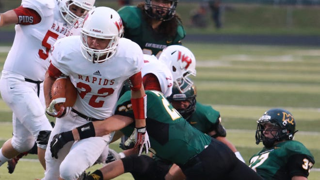 Wisconsin Rapids and SPASH renew the Ol' Riverjug rivalry Friday night at SWC Field.