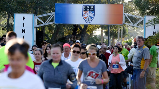 The FLORIDA TODAY 8K and 5K are just a part of a big race weekend.