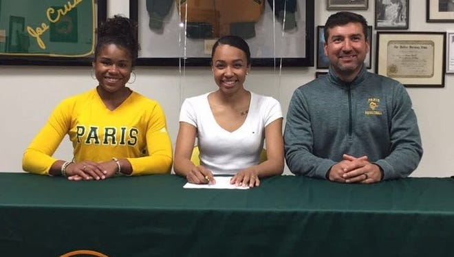 Takiyah Lopez will come to Western from Paris Junior College.
