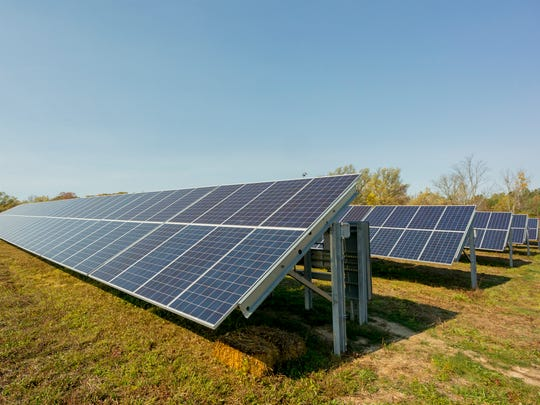 Renovus Solar has completed its first jointly owned solar power project designed to generate electricity. The project, near Trumansburg and the first of its type in New York state, generates 350 kilowatts of electricity and powers 30 homes.