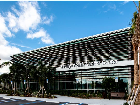 The Scully-Welsh Cancer Center at Indian River Medical Center was one of Proctor Construction's projects.