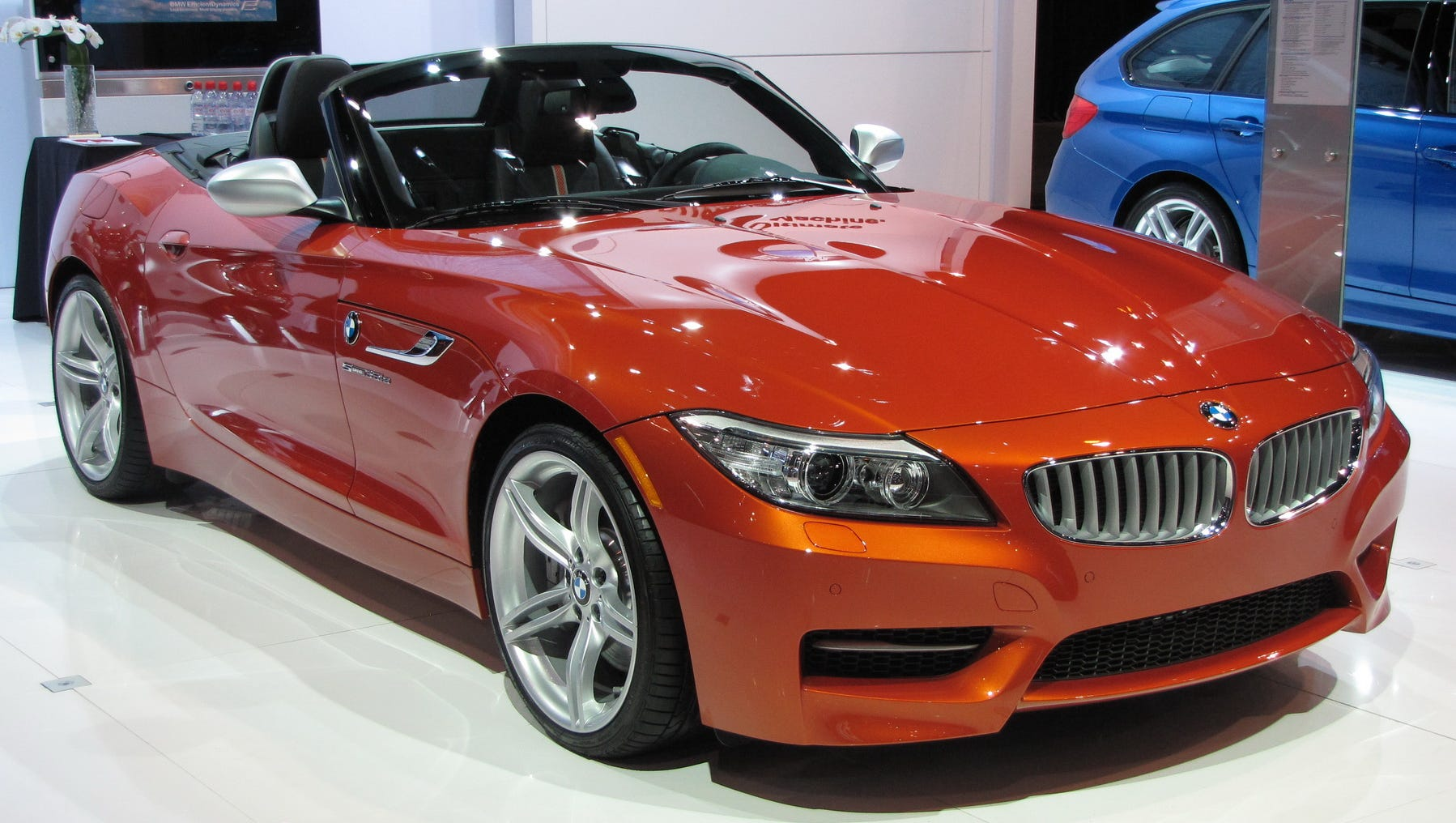 2017 Bmw Z4 Roadster Is Both Classic Contemporary