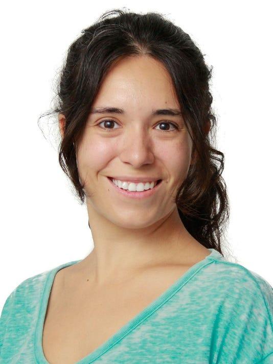 Maria Perez, Naples Daily News reporter