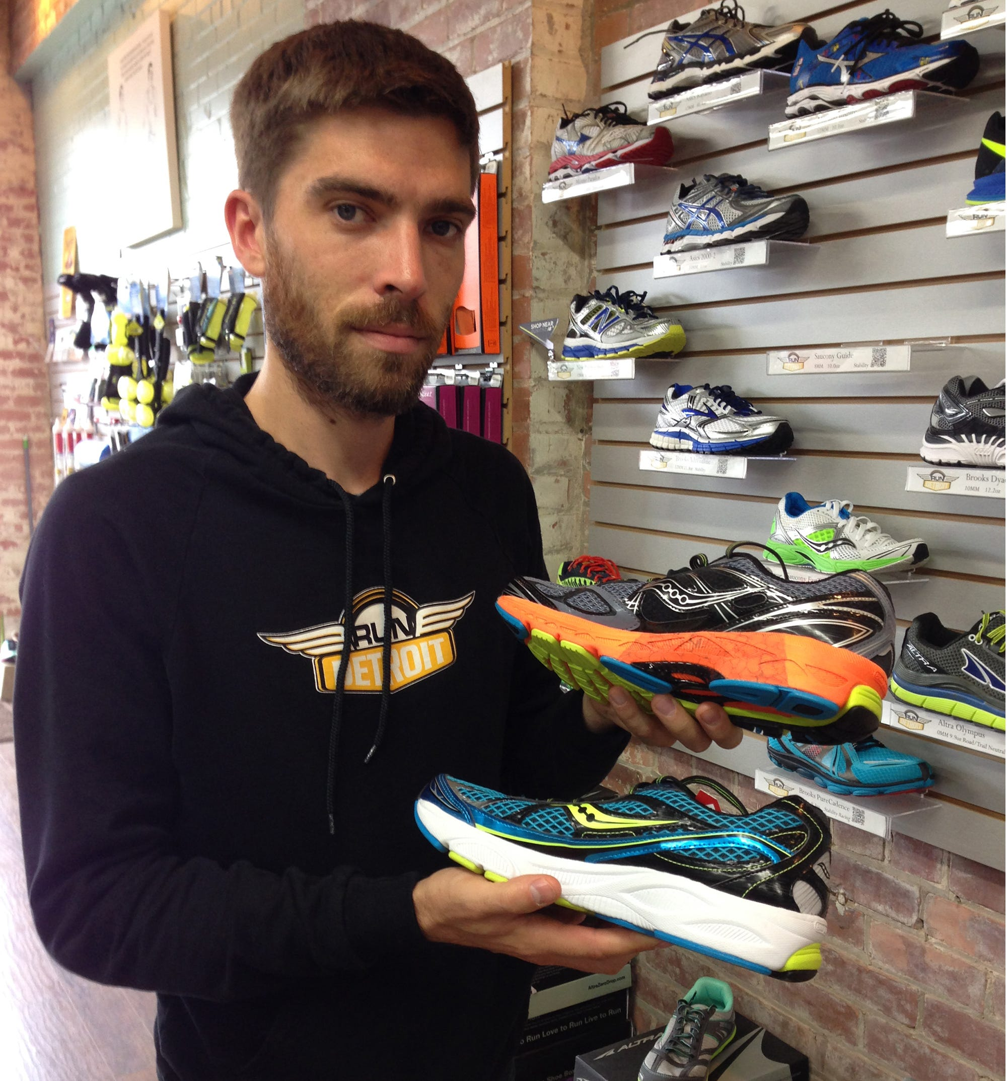 Why running shoes matter: The wrong
