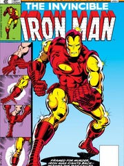Iron Man No. 126, inked by Bob Layton, is one of the most iconic images of the character's 51-year history.
