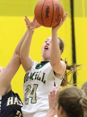Leah Weslock and the Highlanders won't have time to dwell on Tuesday's loss with Lakeland looming on Friday.