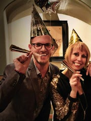 Don't forget the hats and noisemakers for your New Year's Eve celebrations.