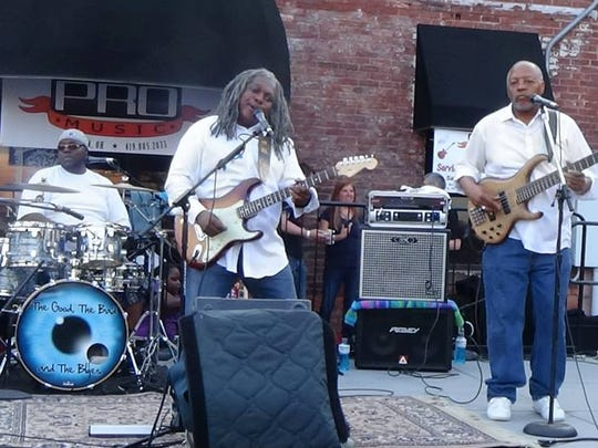 The Good, the Bad and the Blues will perform at he Strand Concert Theater, 220 S. Front St., from 9 p.m. to midnight on New Year's Eve.