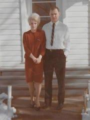 George and Wanda Malin, 1966