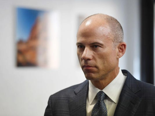 Stormy Daniels Attorney Michael Avenatti Speaks At News Conference In Las Vegas