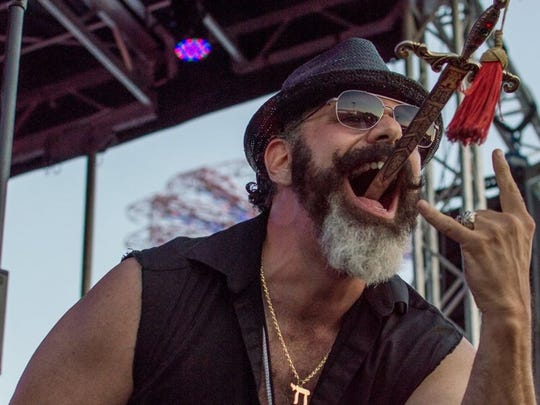 Weird NJ is bringing Adam RealMan and his Coney Island Circus Sideshow to The Aquarian Weekly's StrangerXchange on June 25 at Montclair's Wellmont Theater.