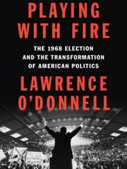 Lawrence O'Donnell will be discussing his new book,