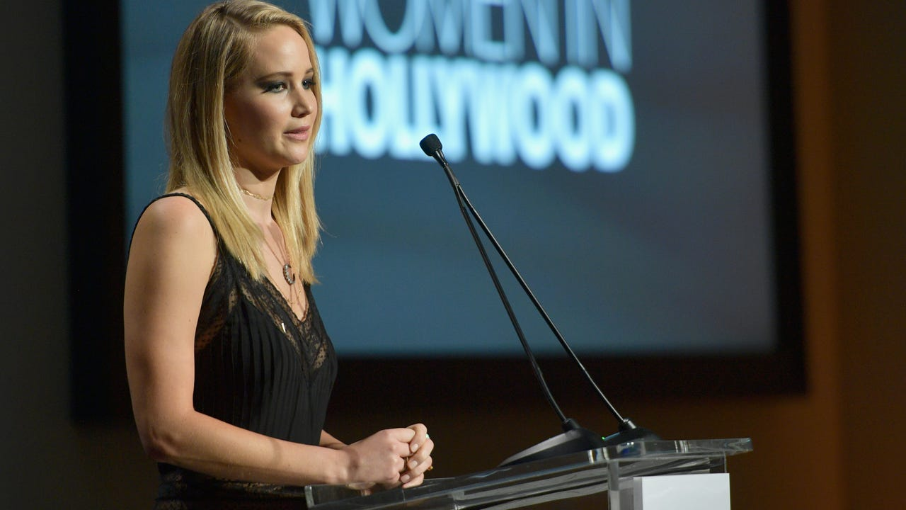 Reese Witherspoon, Jennifer Lawrence say #MeToo