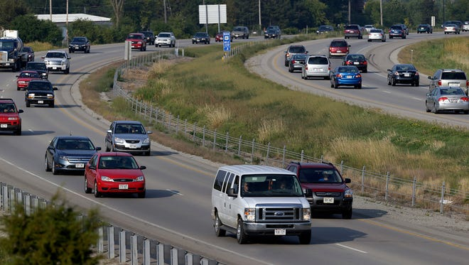 Traffic fatalities are down for 2014, through June 30.