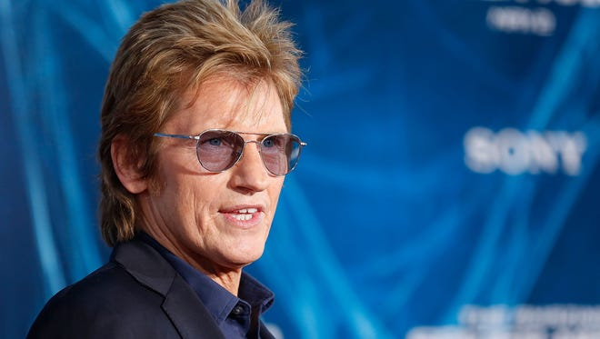 """Denis Leary attends """"The Amazing Spider-Man 2"""" premiere at the Ziegfeld Theater on April 24, 2014 in New York City."""